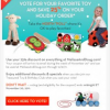 Get a Melissa & Doug 25% Off Coupon When You Take the North