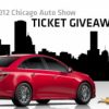 Free Chicago Auto Show Tickets from Chevy Dealers