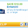 {WOW!} $10 Off Enfamil Tub Printable Coupon