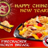 Free Firecracker Chicken Breast at Panda Express Today 1/23