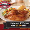 $3 Off Boston Market Coupon