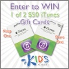GIVEAWAY: Enter to win a 1-year Kids Email Subscription and $25 Amazon gift card for you and one to give to a friend (Ends 8/23/13 at 11:59 PM EST)