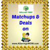 Dollar Tree Matchups and Deals 2/12-2/19/14