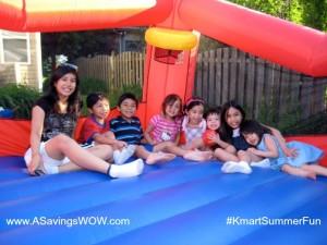 #KmartSummerFun Bounce House
