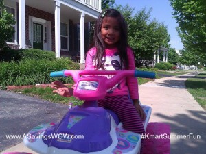 #KmartSummerFun Motorized Bike