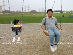 #KmartSummerFun Playground