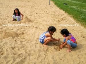 #KmartSummerFun Sand