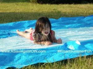 #KmartSummerFun Slip 'n Slide
