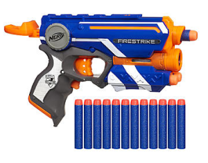 Nerf N-Strike Elite Firestrike Blaster Bundle