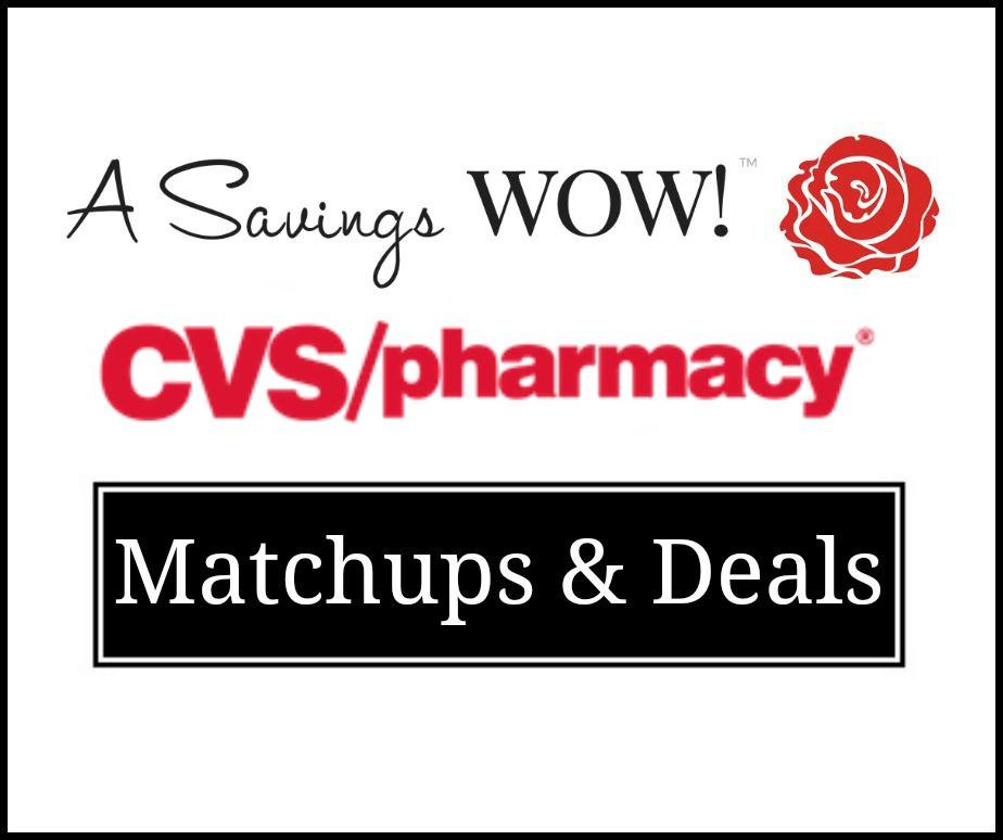 CVS Matchups and Deals