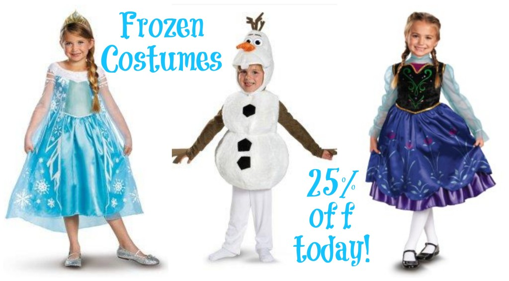 Buy Costumes #OrangeTuesday Sale