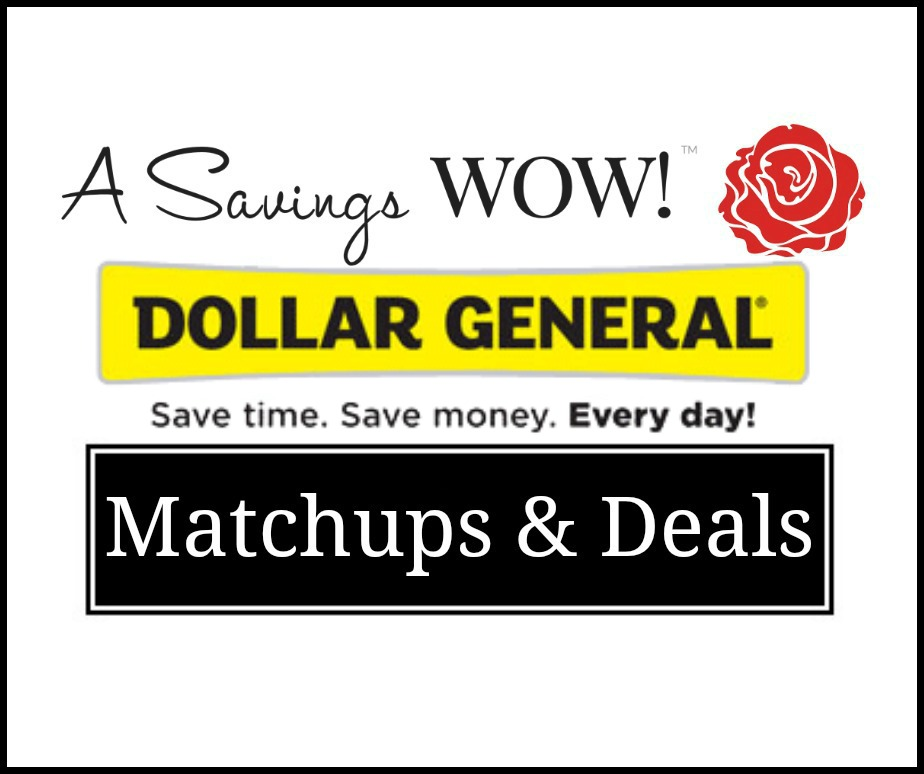 Dollar General Matchups and Deals