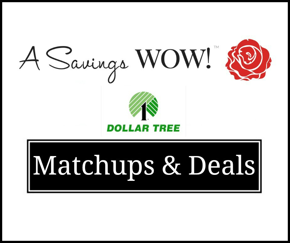 Dollar Tree Matchups and Deals