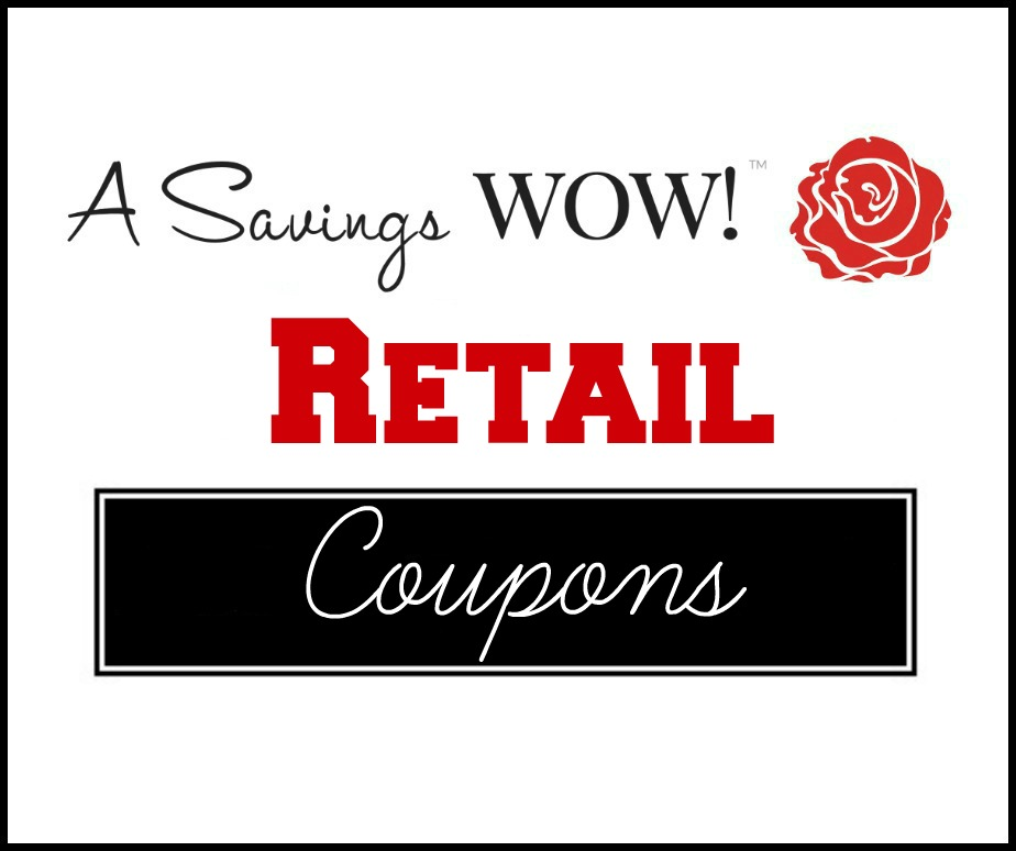 Retail Coupons