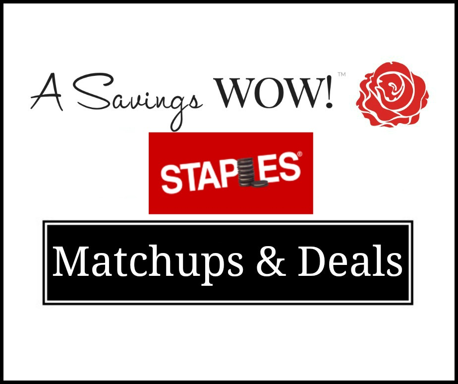 Staples Matchups and Deals