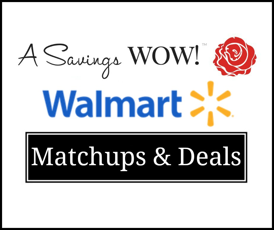 Walmart Matchups and Deals