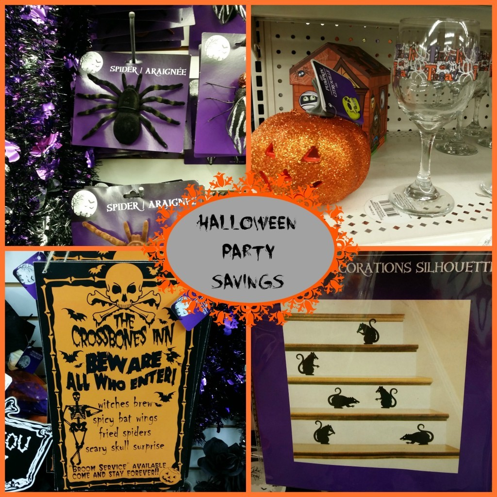 Halloween Party Savings