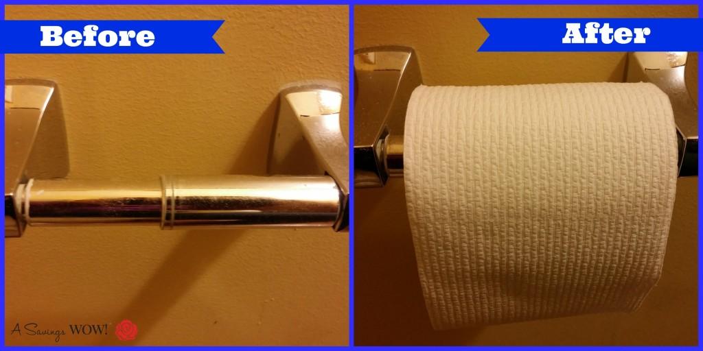 #LetsTalkBums Cottonelle Toilet Paper