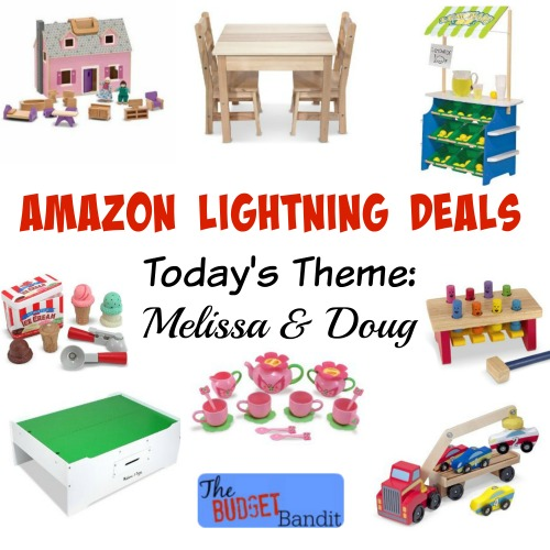 Amazon Toy Lightning Deals