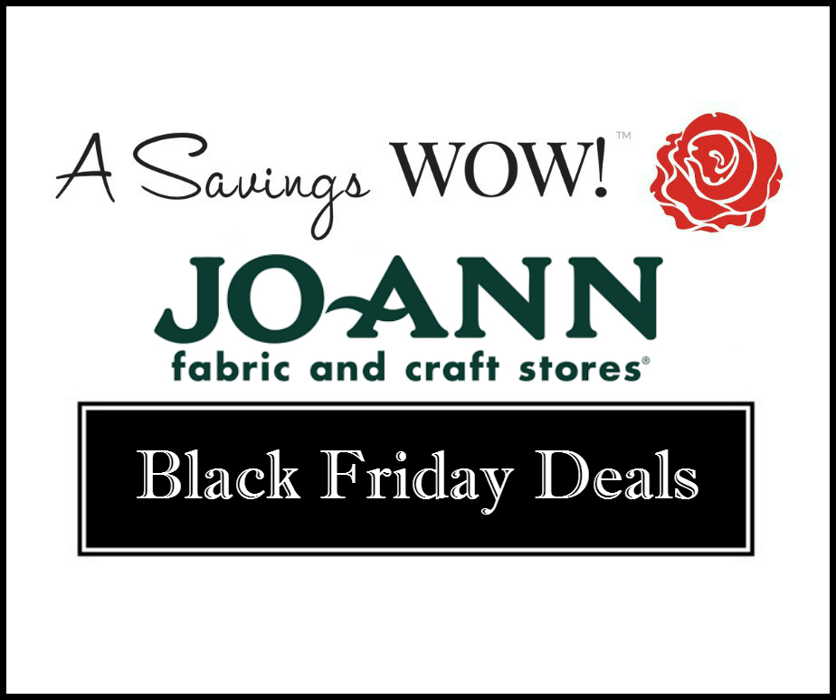 Jo-Ann Black Friday Deals