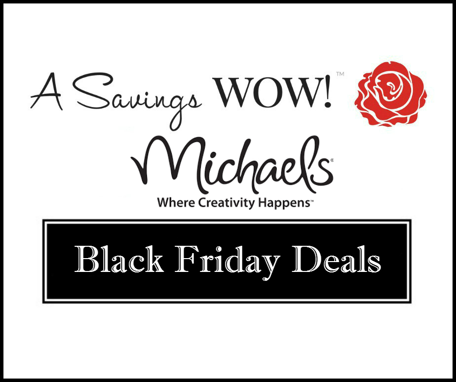 Michaels Black Friday Deals