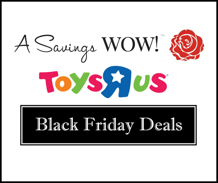Toys R Us Black Friday Deals