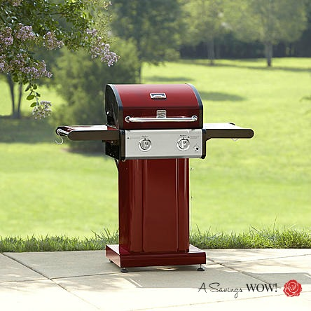 Kenmore Red Patio Grill