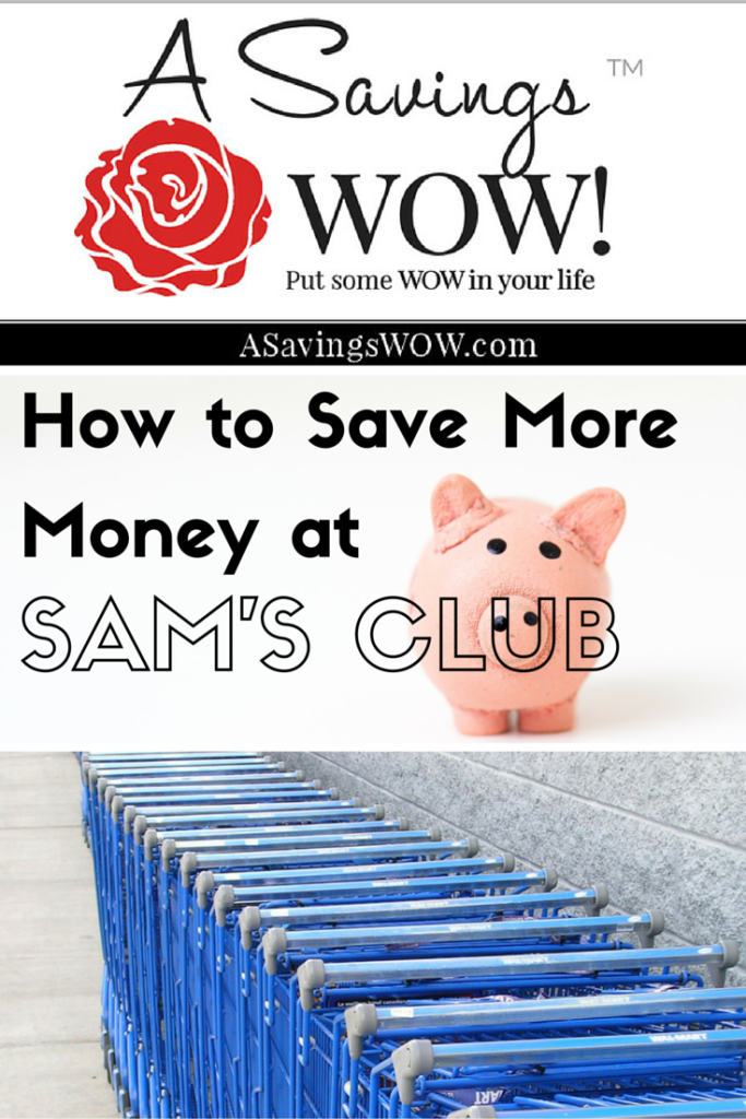 Sam's Club Tips