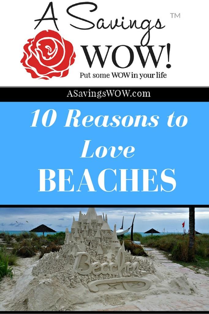 #BeachesMoms