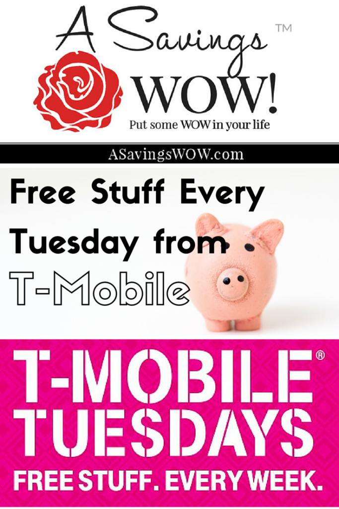 T-Mobile Tuesday Pinterest