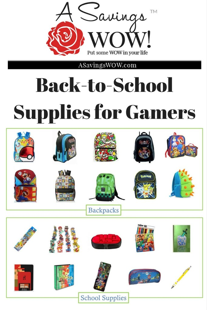 Gamer Backpacks