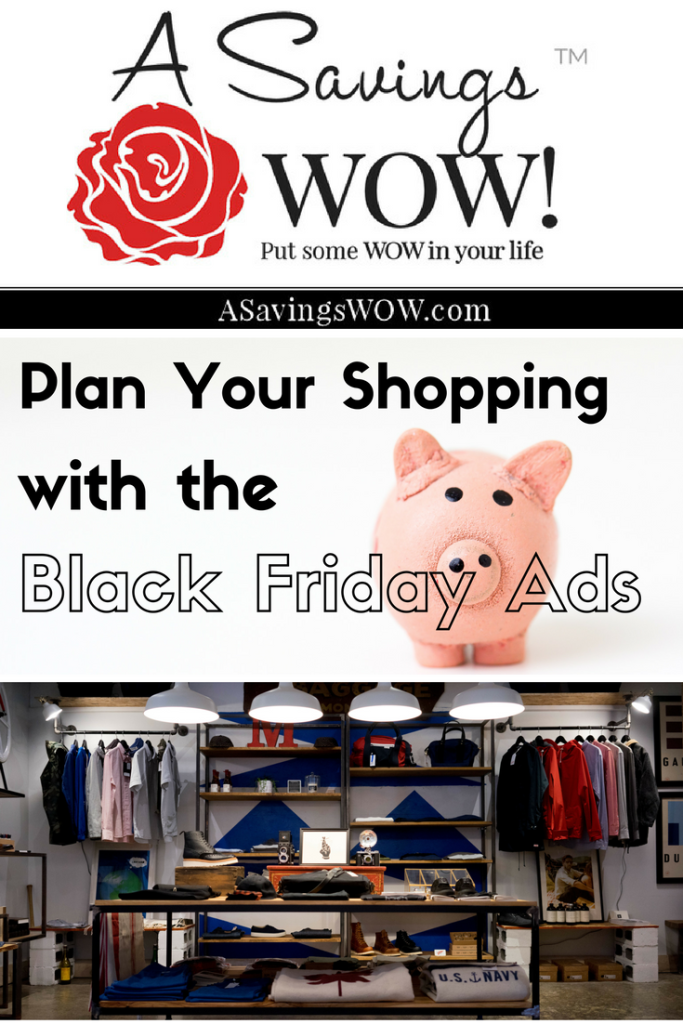 Black Friday Ads