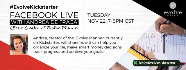 Evolve FB Event