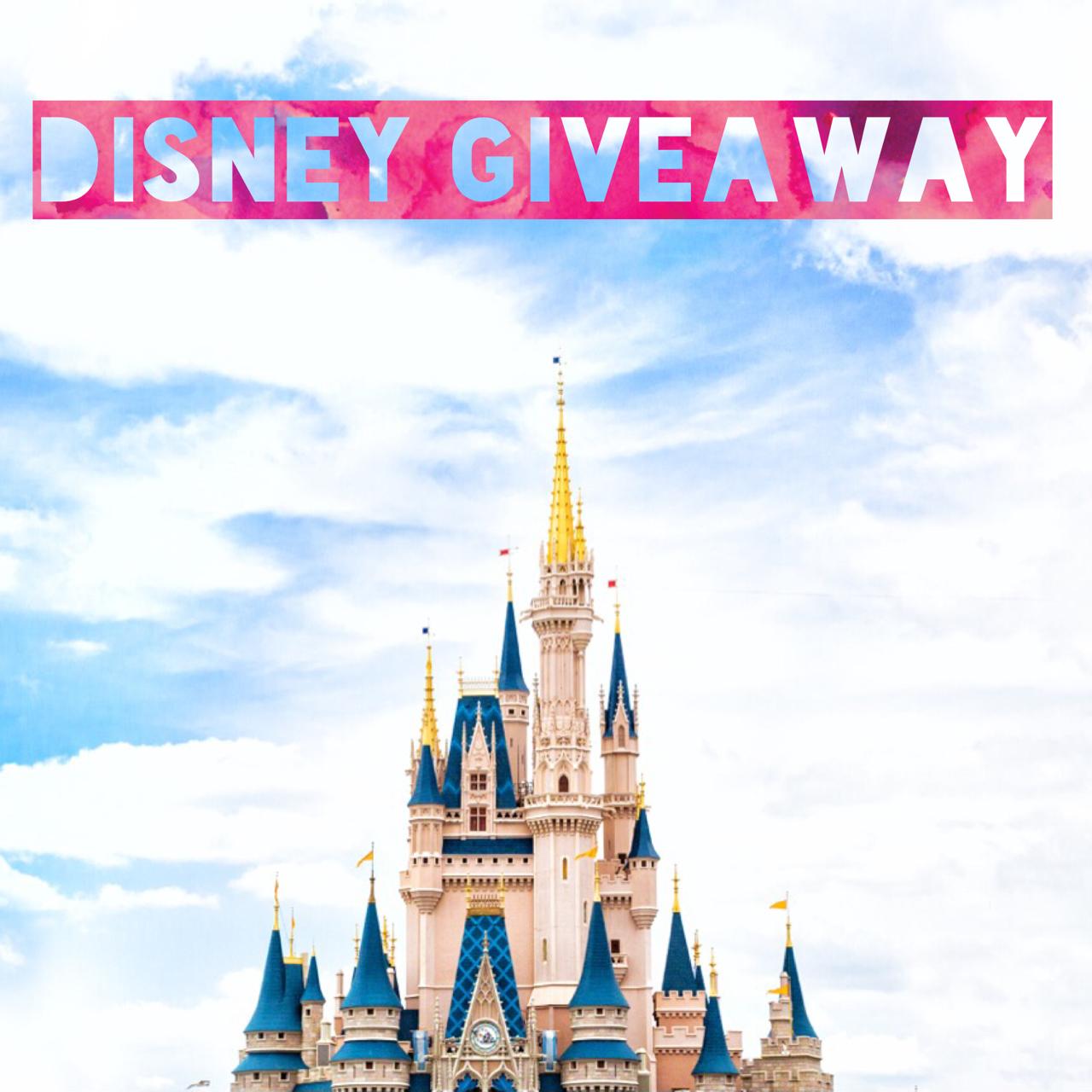 Walt Disney World Giveaway